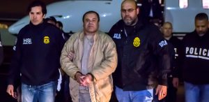 "Joaquin ""El Chapo"" Guzman, Sinaloa Cartel Leader, Sentenced to Life in Prison Plus 30 Years"