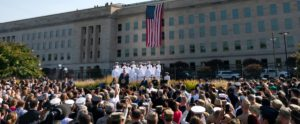 September 11th Pentagon Observance Ceremony