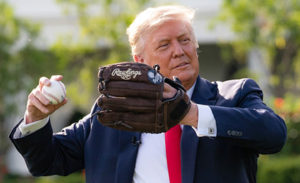 Presidential Pitch – Little League Opening Day at The White House